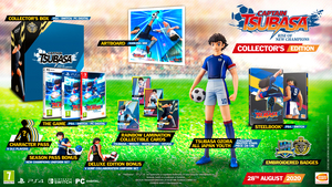 Captain Tsubasa Rise of New Champions - Collector's Edition - Nintendo Switch
