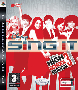 Disney Sing It: High School Musical 3 - Senior Year [Pre-owned]