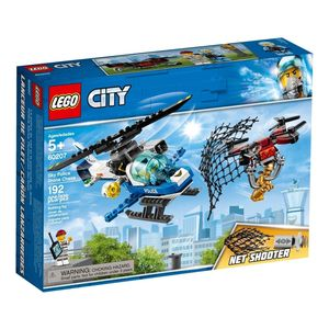 Lego City Police Sky Police Drone Chase