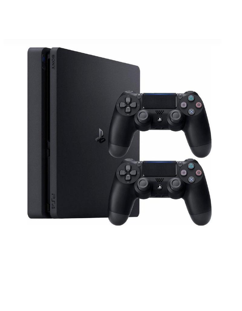 sony ps4 1tb black console consoles ps4 gaming virgin megastore. Black Bedroom Furniture Sets. Home Design Ideas