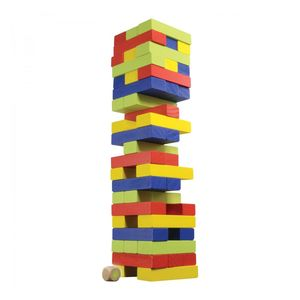 Merchant Ambassador Classic Wood Tumblin' Tower Coloured