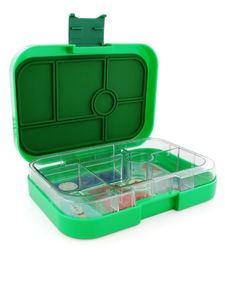 Yumbox Terra Green Rocket Lunch Kit [6 Compartments]