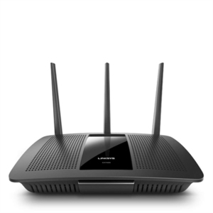 Linksys AC1900 AC2 Mu-Mimo Max Stream Router