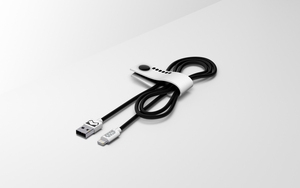 Tribe Star Wars Storm Trooper Mfi Lightning Cable 1.2M