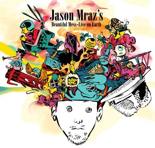 JASON MRAZ'S BEAUTIFUL MESS - LIVE ON EARTH