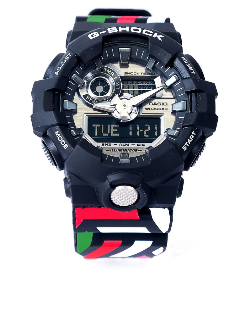Casio ga 710 1adr g shock watch uae edition watches fashion accessories men fashion for Watches g shock