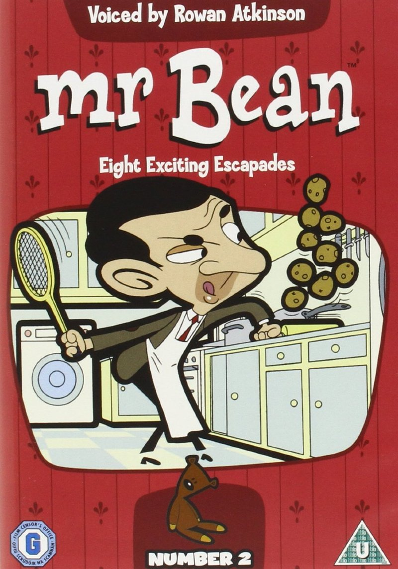 Mr Bean: Volume 2