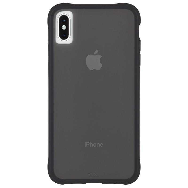 best loved f3d76 31b3b Case-Mate Tough Case Matte Black for iPhone XR