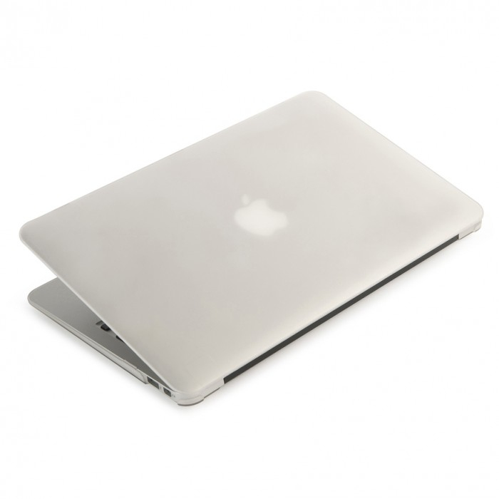 separation shoes a6ae0 d0870 Tucano Nido Hard Shell Case Transparent For MacBook Pro 15