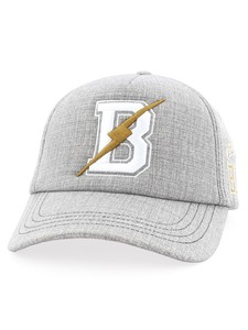B180 B1 Dream Big Unisex Cap Grey Osfa