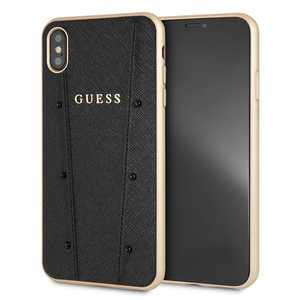 GUESS KAIA CASE BLACK FOR IPHONE XS MAX