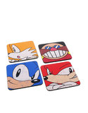 Sonic the Hedgehog Coasters [Set of 4]