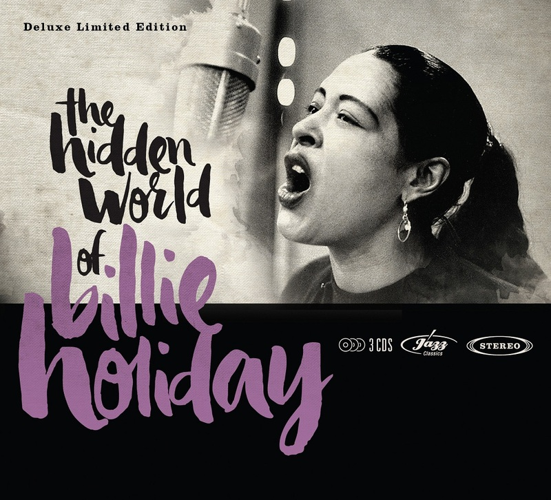 6c854344cd The Hidden World Of Billie Holiday - BILLIE HOLIDAY