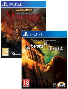 Warhammer The End Times + The Town Of Light [Bundle]