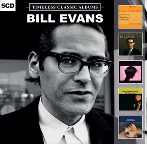 Bill Evans Timeless Classic Albums [5 Disc Set]