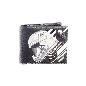 Star Wars Episode Ix Men's Bifold Wallet Men's Wallet Black