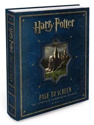 Harry Potter - Page to Screen: The Complete Filmmaking Journey