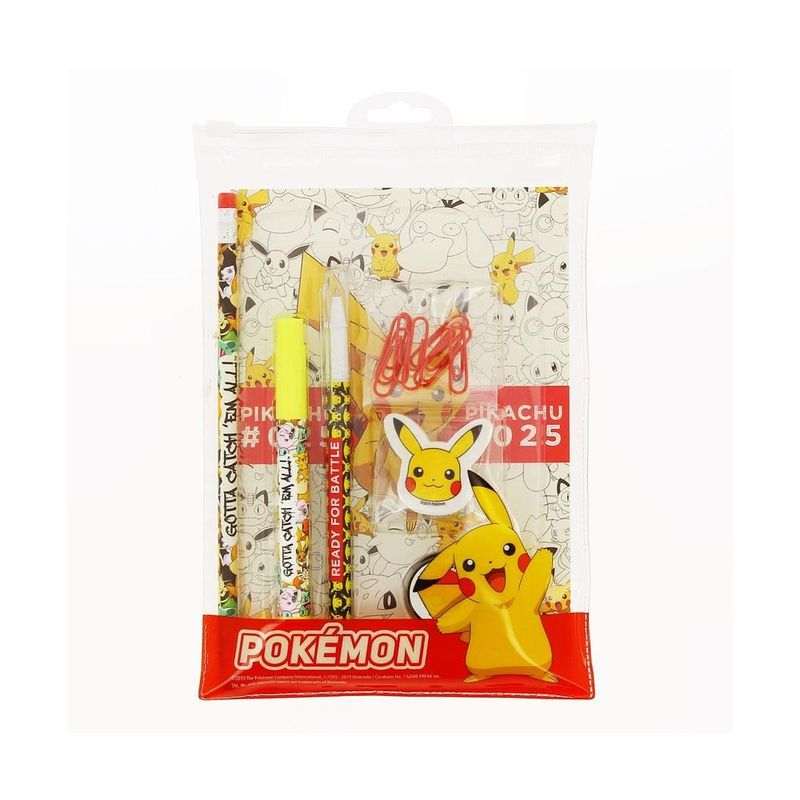Blueprint Pokemon Streetwear Super Stationery Set