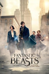 Fantastic Beasts and Where to Find Them [4K Ultra HD] [2Disc Set]