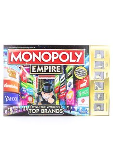 Hasbro Monopoly Empire New Brands Game