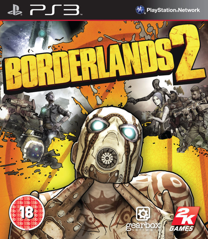 Borderlands 2 Pre Owned