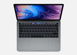 MacBook Pro 13-inch with Touch Bar Space Grey 1.4GHz Quad-Core 8th-Gen Intel Core i5 256GB