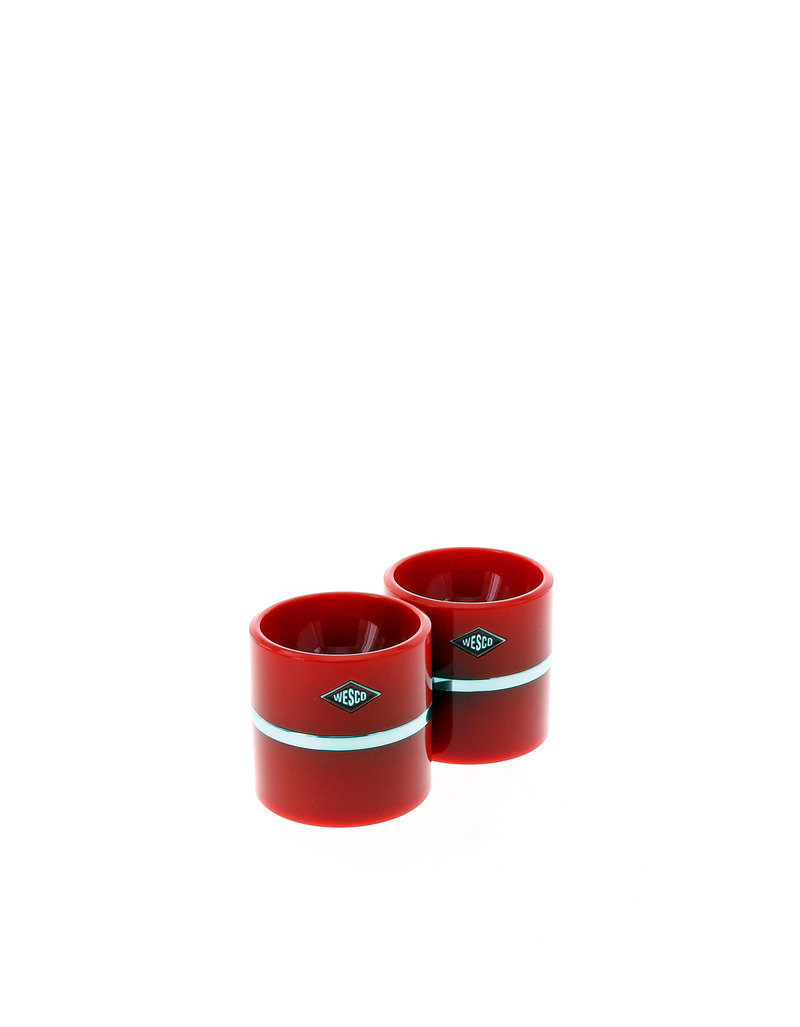 Wesco Egg Cup Red