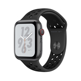 Apple Watch Nike+ Series 4 GPS + Cellular 44mm Space Grey Aluminum Case with Anthracite/Black Nike Sport Band