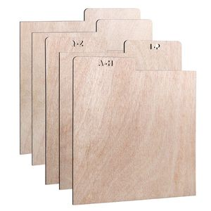 MJI R34 Vinyl Record Dividers [Set of 5]