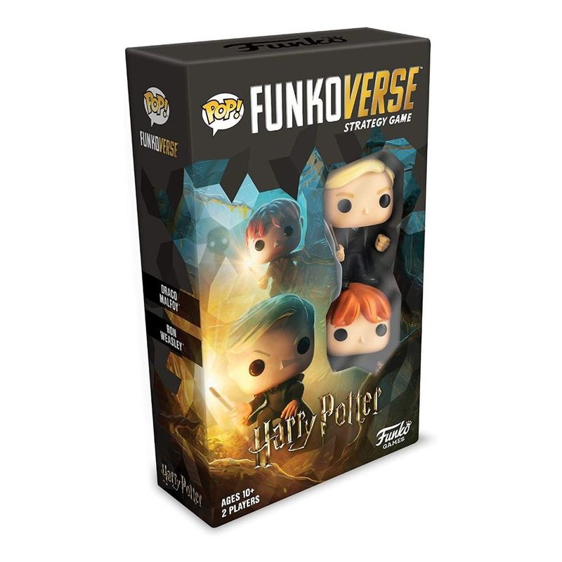 Funko Pop Funkoverse Strategy Game Harry Potter 101 Expandalone