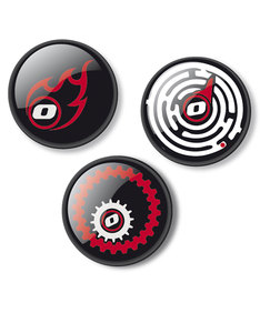 Nikidom Pack Of 3 Fire Pins