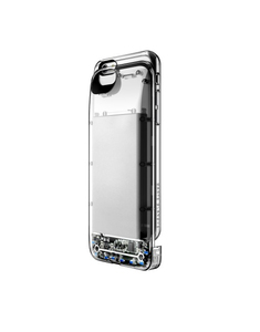 Boostcase Hybrid Power Case Clear 2700Mah iPhone 6