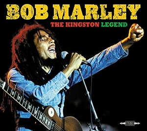 THE KINGSTON LEGEND - BOB MARLEY