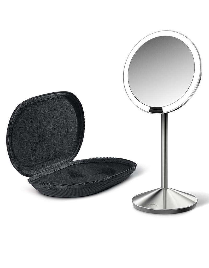 Travel Makeup Mirror Style Guru Fashion Glitz Glamour