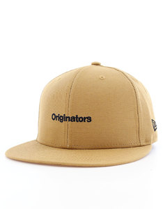 New Era Ne True Originators Khaki/Black Cap