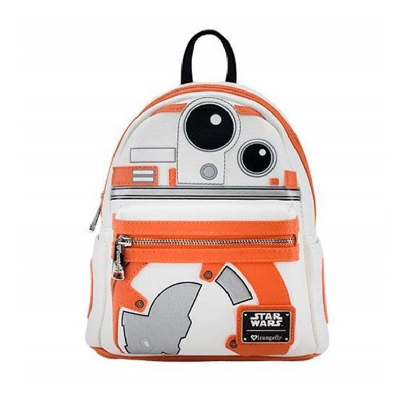 0d81f7e02d1 Loungefly Star Wars BB-8 Backpack