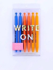Ban.Do Write On Mechanical Pencil Set Encouragement