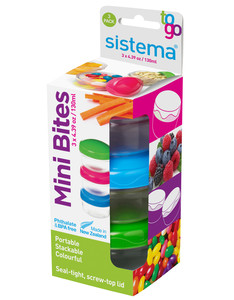 Sistema Mini Bites Container