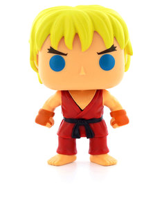 Funko Pop Street Fighter Ken Vinyl Figure