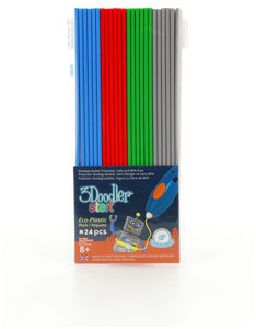3Doodler Start Plastic Mix Packs Primary Pow