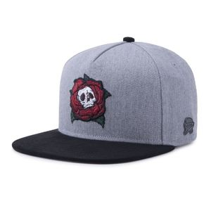 Cayler & Sons Cl Death Rose Men's Cap Heather Grey