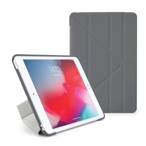 Pipetto Origami Case Grey for iPad Mini 7.9-Inch