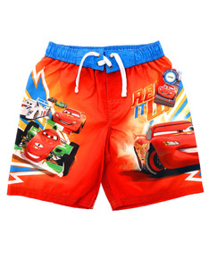 Cars Rev It Up Toddlers Swimshorts