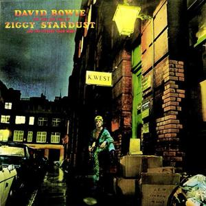RISE & FALL OF ZIGGY STARDUST & THE SPIDER FROM MARS