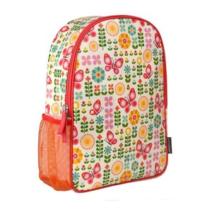 Petit Collage Butterflies Backpack