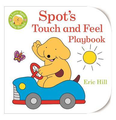 Baby Spot: Touch and Feel Playbook