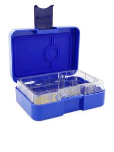 Yumbox Neptune Blue Mini Snack Lunch Kit