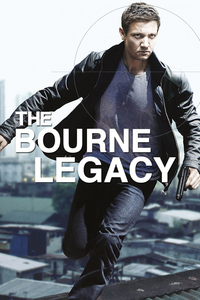 The Bourne Legacy [4K Ultra HD + Blu-Ray] [2 Disc Set]