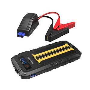 Ravpower Element Series 8000Mah Car Jump Starter Black