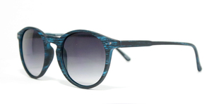 Eleven Miami Fashion Sunglasses Round Frame Unisex Black/ Blue/ Brown/ Green